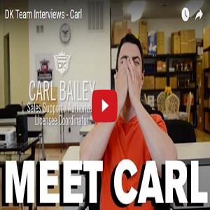 DK Team Interviews – Carl