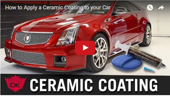 How to Apply a Ceramic Coating