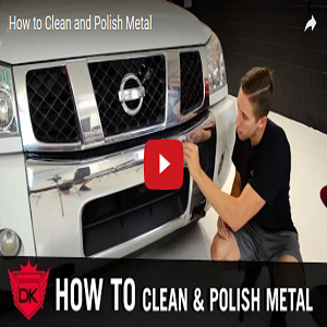 How To Clean & Polish Metal