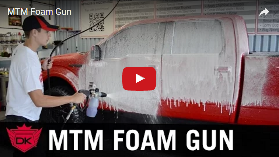 MTM Foam Cannon