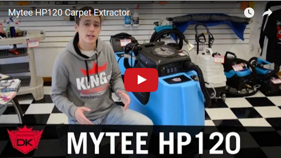 Mytee HP120 Carpet Extractor
