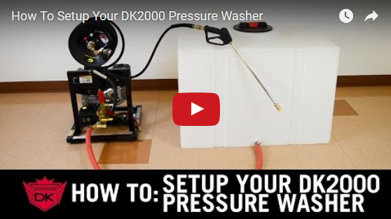How To Setup Your DK2000 Pressure Washer