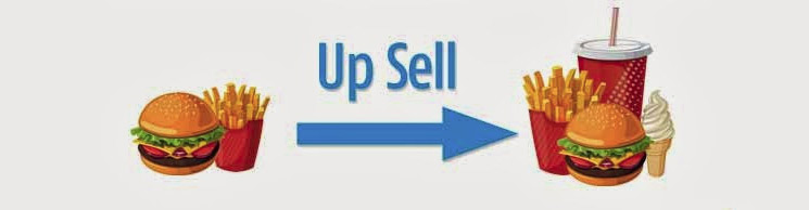 Up sell
