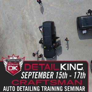 Student Reviews – September 15th – 17th Craftsman Auto Detailing Training Seminar!