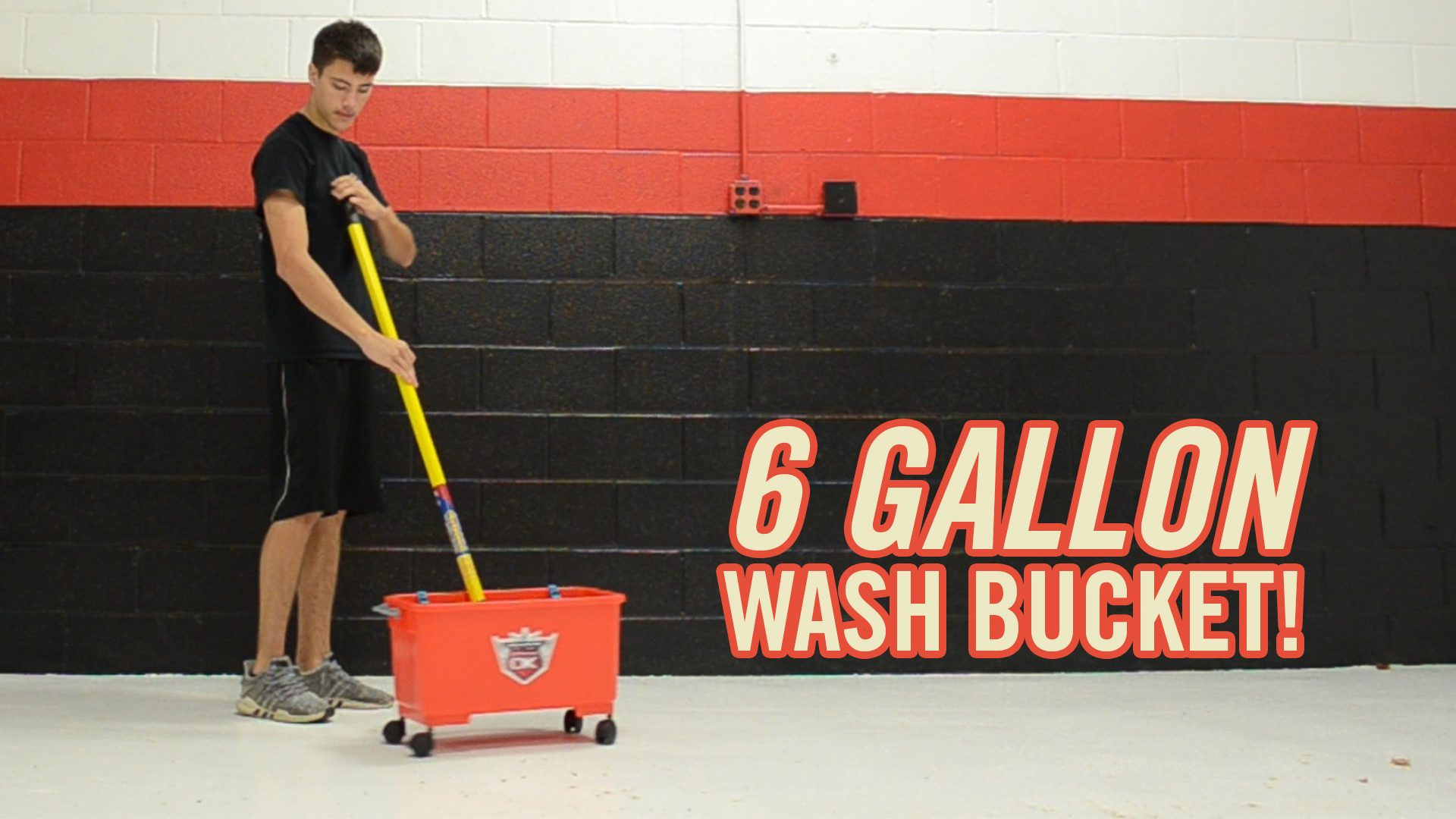 6 Gallon Wash Bucket