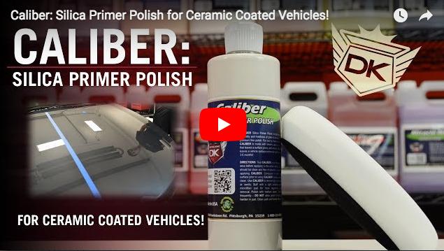 Caliber: Silica Primer Polish