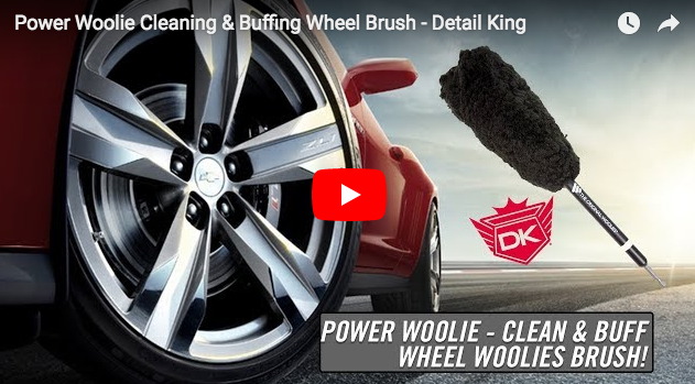 Power Woolie Cleaning & Buffing Wheel Brush