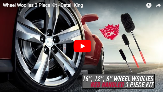 Wheel Woolies 3 Piece Kit