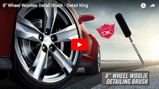 8″ Wheel Woolies Detail Brush