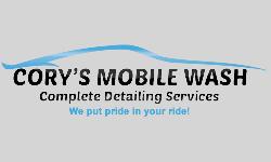 Cory's Mobile Wash LLC - logo