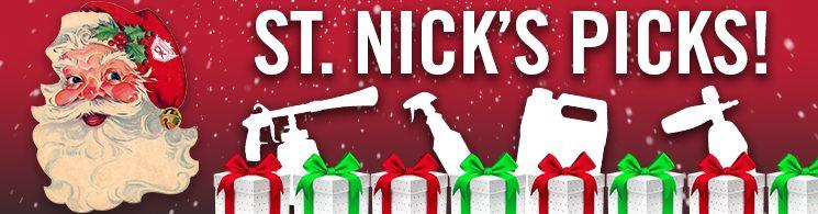 St. Nick's Picks