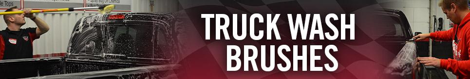 Truck Wash Brushes