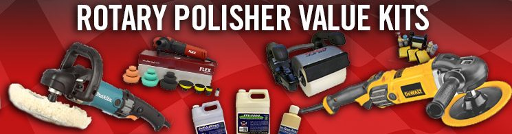 Rotary Polisher Value Kits