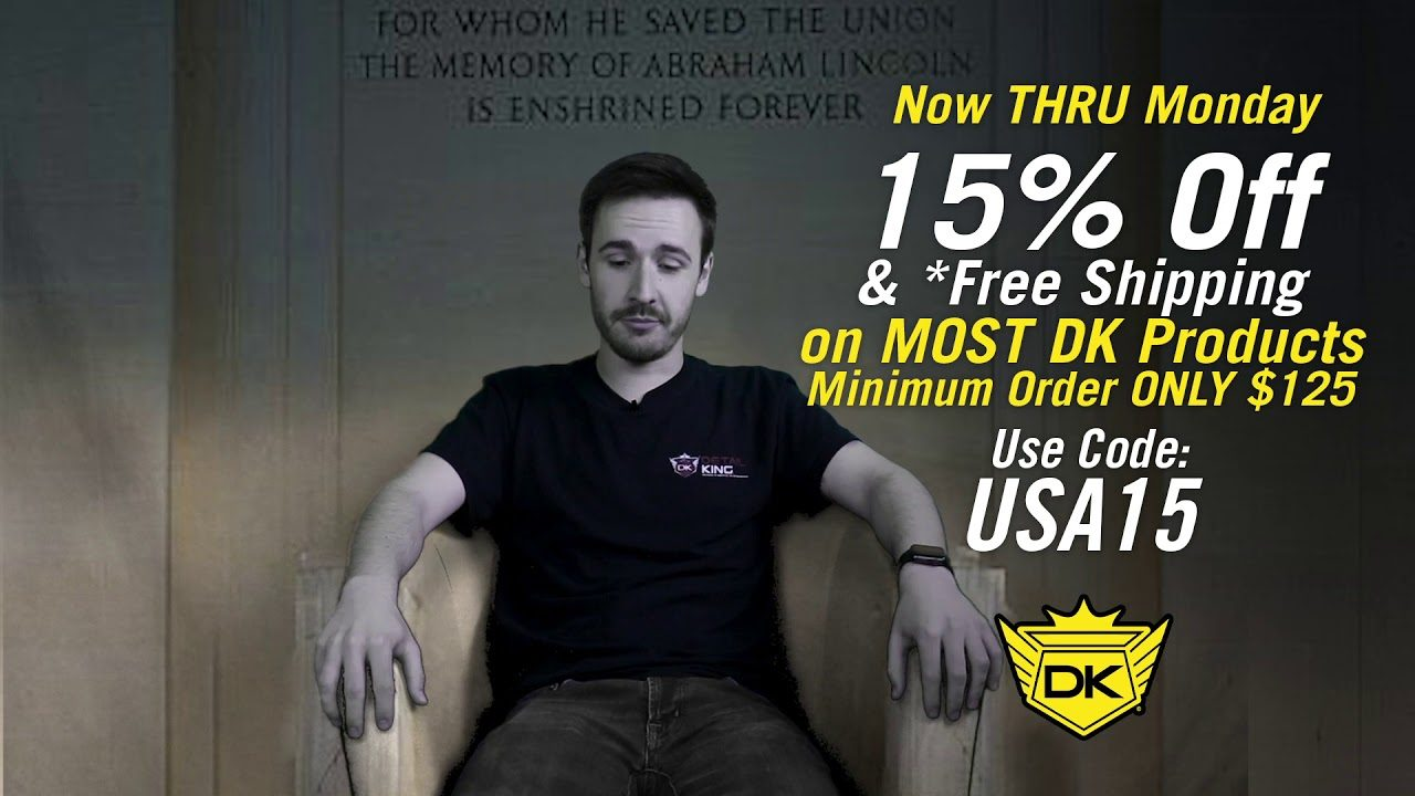 Memorial Weekend BLOWOUT! – 15% Off & *Free Shipping on MOST DK Products!!!