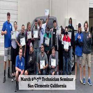 Car Detailing Certification Training – March 2021