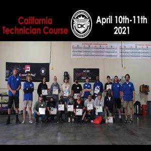 Technician 2 Day Seminar April 2021