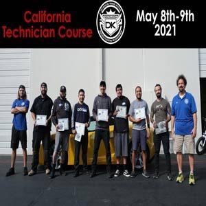 Technician 2 Day Seminar May 2021